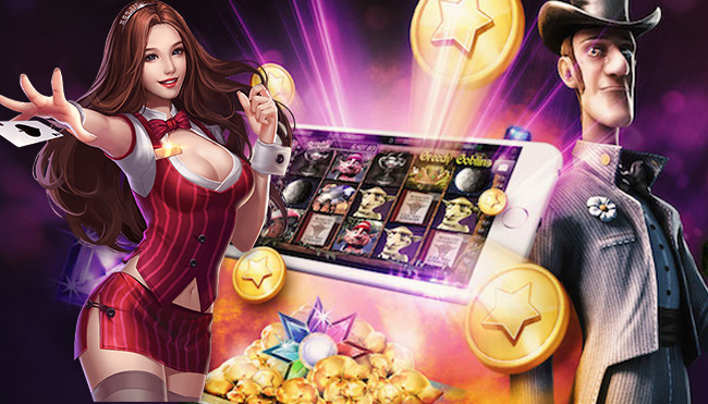 Basic System of Online Slot Game Machines